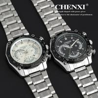 NEW Watches men quartz luxury brand Original Japan imported movement noctilucence Complete Calendar business wristwatch WT002#36