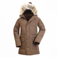 Fashion Winter Men Fur Winter Coat Goose Down Jacket Parka Coat Brand Real Raccoon Fur Lined Hood Parka Thick Warm Large Size