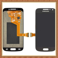 GENUINE For SAMSUNG GALAXY S4 ZOOM C101 C1010 BLACK MIST LCD DIGITIZER 100% Original