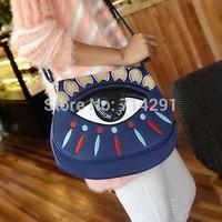 Vintage women's handbag 2014 messenger bag fashion female cross-body shoulder bag casual  small bags free shipping