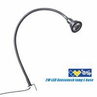 Adjustable arm gooseneck led wall lamp/agricultural machinery led light/arm led gooseneck lamps