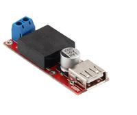 Free Shipping 5V USB Output Converter DC 7V-24V To 5V 3A Step-Down Buck KIS3R33S Module KIS-3R33S DropShipping30488