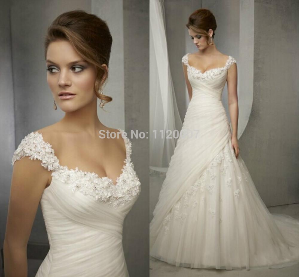 Sleeves Wedding Dresses