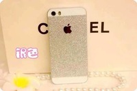 """2015 Silver Glitter Powder Sparkle Hard Alloy Case Cover for iphone 6 6G for iphone6 4.7"""" phone shell Free shipping"""