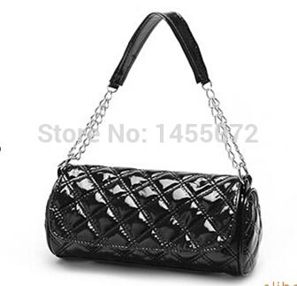 free shipping 2014 women's Crocodile print fashion tote hand bag messenger bag dual use multi colors 254(China (Mainland))
