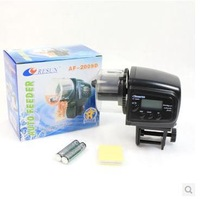 NEW Creative AF2009D Fish Aquarium Tank Automatic Auto Fish Food Feeder Timmer Feeding Machine alimentador up to 4 times a day