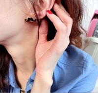 Europe and  America   Fashion Jewelry Mini Cute Sexy Mustache earrings earrings