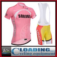 2014 women sohoku pedal ride clothing ciclismo short jersey bib shorts for bike race cycling sportswear bicycle tops culotte set