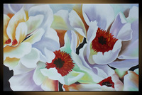 100% by hand Huge WALL CANVAS ART OIL PAINTING_WQ260