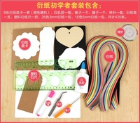 Free shipping Scrapbooking Paper DIY Set Slotted Tools Collection Photo kids Work board Greeting Cards Decoration children gift