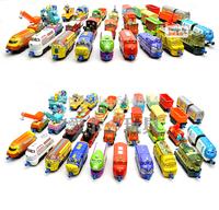 5 pcs/lot Chuggington alloy Diecast Train model 10cm metal car mini toy baby gift