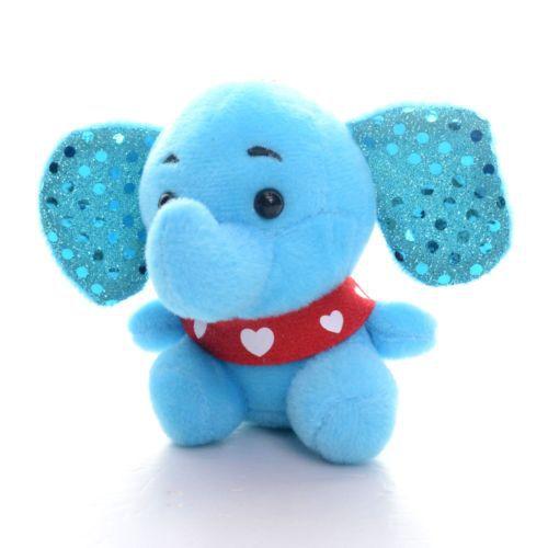 Детская плюшевая игрушка Generic 4' #LN Elephant Dolls