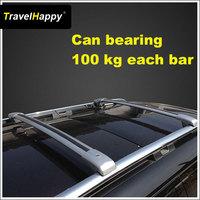 High quality roof rack roof bars for Mitsubishi Pajero IO