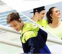 Original QCY neckback bluetooth headphone headset 1080P HD sound bluetooth 4.1 sport earphone free shipping