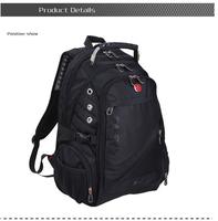 swiss army laptop backpacks notebook computer backpacks wenger travel swissgear hiking backpacks school bag