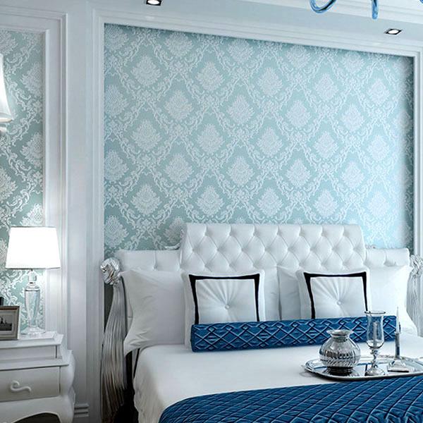 Sala De Estar Verde E Azul ~  de parede clássico europeu casa sala de estar quarto parede