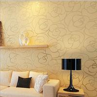 home decoration 3D wallpaper roll papel de parede floral photo murals wall sticker bedroom contact paper modern brick wallpaper