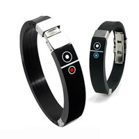 fashionable bluetooth bracelet Wristband with the electricity vibration to remind and Mobile phone vibration anti-theft warning
