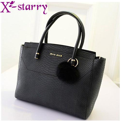 fashion women handbag casual bag crocodile shoulder bags vintage women messenger Bags handbags new 2015 HL3329(China (Mainland))