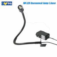 1W cnc machine tools lighting led lamps/led gooseneck desk lamp/discount marine led work lights