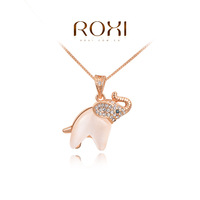 ROXI Chrismas/Birthday gift fashion new arrival, genuine Austrian crystal,fashion women.party necklaces,