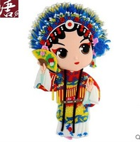 Free shipping pvc action facial makeup figure refrigerator cheap suppliers