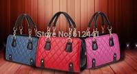 Free Shipping Fashion New Design PU Leather Women Handbag Lady Tote Bag