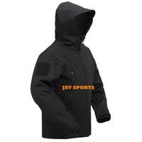 Tigerland Thicken Fleece Winter Jacket Men Soft Shell Shark Skin Jacket Outdoor Jacket+Free shipping(SKU12050390)