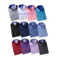 Free shipping 2014 new TM Brand shirt Slim Casual T00 men Stripe shirts High Quality Mens dress shirts long sleeve men shirt