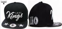 Last King Hip-hop Snapback Baseball Cap Fashion Trend Adjustable Snapback Baseball Hat Cap