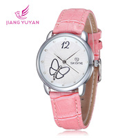 2014 Fashion Casual Watches Clocks Free Shipping Watches Relogios Femininos Quartz Watch For Women