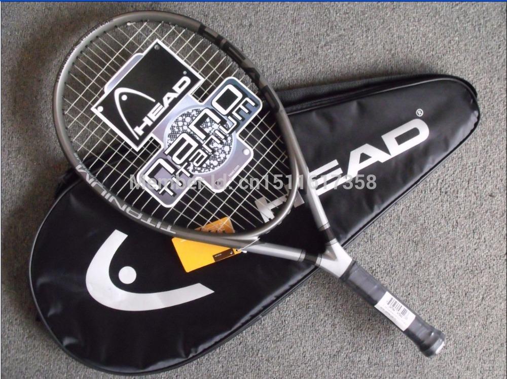 теннисная ракетка Nano ti.s6 dunobil nano