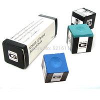 Free shipping 9pcs/lot billiard snooke Korea G-Brand billiard chalks high quality
