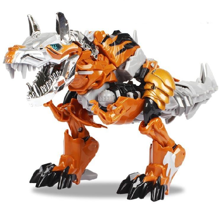 Speelgoed Dinosaurus Robot Robot Speelgoed Vervorming