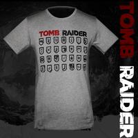 T-shirt clothes tomb raider