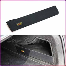 Rear trunk storage box, auto car storage bag for Audi A4L ,auto interior accessories(China (Mainland))