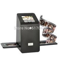 """HD 14 Mega CMOS Pixels 135 Negative film scanner 35mm Film Scanner Digital Film Converter 141B with 2.4""""LCD"""