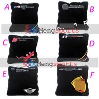 pcs Big Black throw pillow Headrest quilt M Sline R MINI 360x360mm