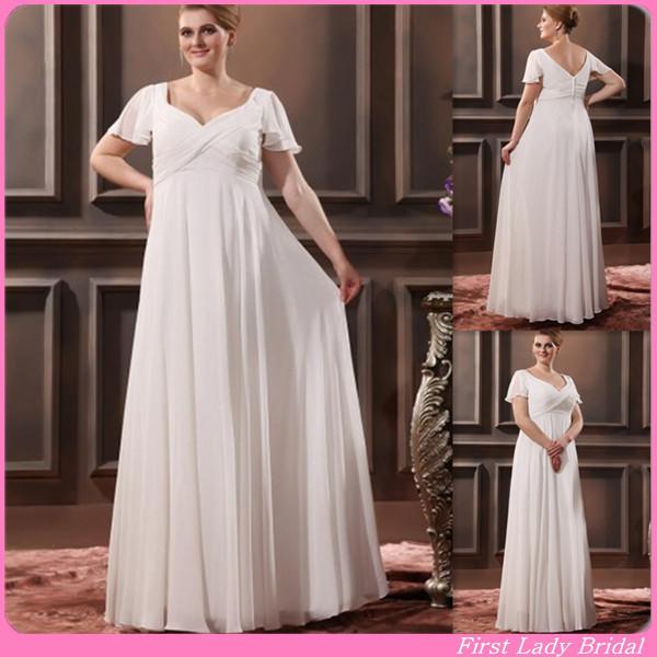 Plus Size Short Wedding Dresses Uk 14