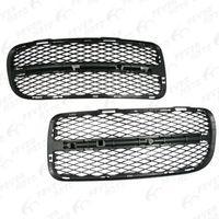 FM Air Front Side Bumper Grille Pair For VW Volkswagen Touareg 03 04 05 06 07