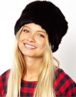 2015 Vogue men women winter real hat fur,women's Faux Fox Fur hat Russian Style,outdoor Warm Hats fur Caps With Fur.3 colors