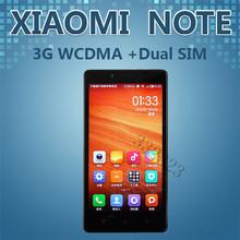 Original Xiaomi Red Rice Note Dual SIM Phone Xiaomi Redmi Hongmi Note WCDMA 3G MTK6592 Octa Core 5.5″INCH 2GB RAM Mobile Phone