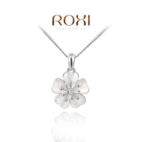 ROXI fashion Chrismas/Birthday gift  new arrival, genuine Austrian crystal,fashion women.party necklaces,