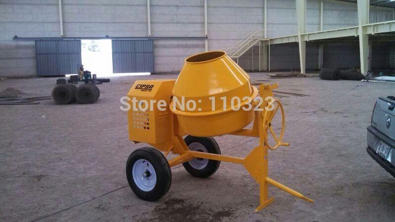 misturador concreto portátil em honda motor a gasolina, kipor diese motor ou motor elétrico(China (Mainland))