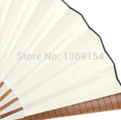 China traditional crafts folding fan / wood fan-10'--China Hangzhou sandalwood fan / hollow / men used / business - gift fan(China (Mainland))