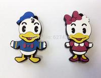 Free shipping 4GB 8GB 16GB 32GB lovely classical character cartoon donald duck usb flash drive flashdrive memory stick pendrive
