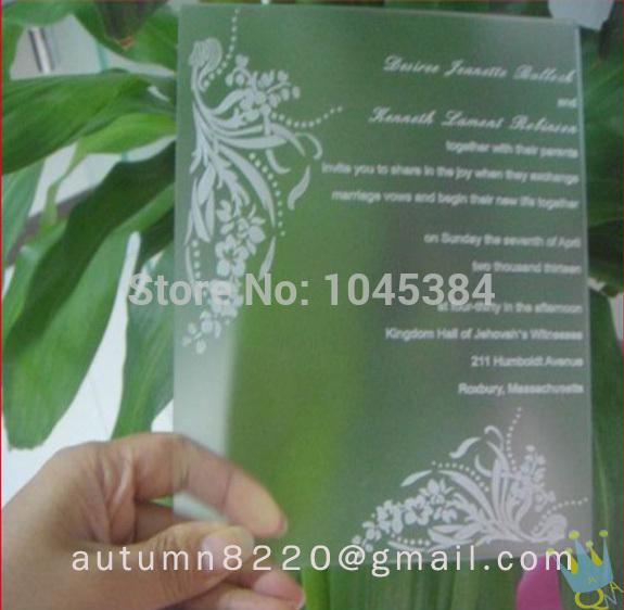 Shop Popular Interesting Wedding Invitations From China