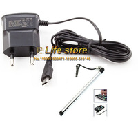 EU Plug Charger Travel Charger Cell Phone Charger +Touch Pen For Blackberry Passport Q30