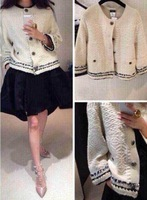 HOT 2014 Famous Brand New Winter Style Top Quality Cotton City OL Jackets For Women