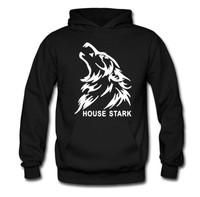 Spring fashion new long-sleeved hoodie sweatshirt  Wolf printing coat hoodie clothes of  man Outdoor hoodies boy sport suit